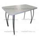 Обеденный стол пластик скиф лен