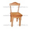 Детский стульчик из массива 3рост