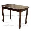 Обеденный стол раздвижной из массива Венге