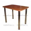 Обеденный стол из пластика вишня