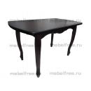Обеденный стол раздвижной Венский венге
