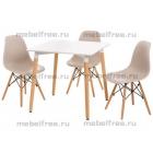Стол дизайнерский обеденный Eames