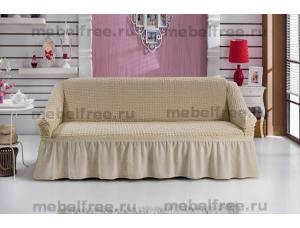 Купить еврочехол на двухместный диван