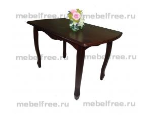Обеденный стол из массива раздвижной
