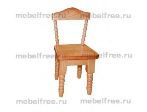 Купить стул детский из массива 3 рост