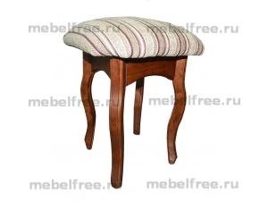 Табурет-пуф деревянный