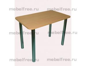 Обеденный стол из пластика бук