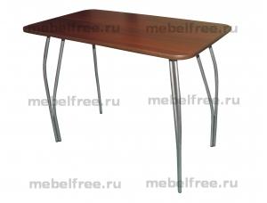 Обеденный стол из ЛДСП орех