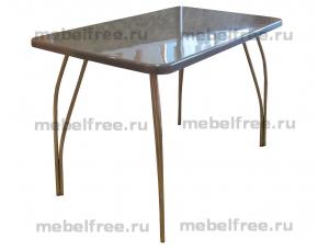 Обеденный стол из искусственного камня эконом