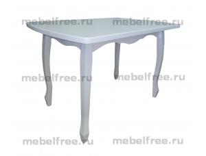 Стол обеденный раздвижной Венский белый