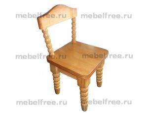 Купить стул детский из массива для детских садов