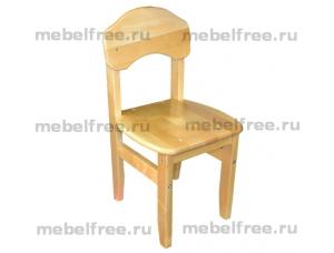 Купить стул детский деревянный нерегулируемый